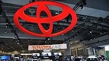 Toyota sale a bordo  di Uber e diventa azionista della società