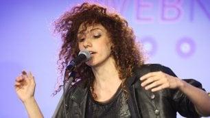 Gabriella, che voce a Webnotte la scoperta dell'Officina Pasolini