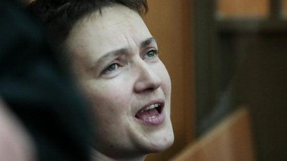 Ucraina, liberata la pilota Nadia Savchenko: scambiata con due russi