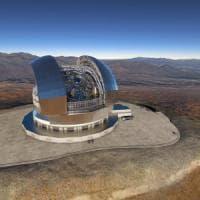 Super telescopio E-elt, per l'Italia una commessa 400 milioni