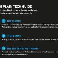 European Tech Habits 2016: parliamo di tecnologia