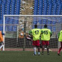 Torneo dell'amicizia, in campo a Roma rifugiati e richiedenti asilo