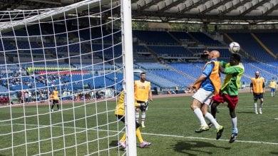 Torneo dell'amicizia, tra calcio e speranza rifugiati e richiedenti asilo all'Olimpico  foto