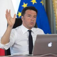 """Ultrà, Renzi striglia i vertici del calcio: """"Decisioni subito per restituirlo ai tifosi"""""""