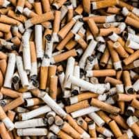 Con i mozziconi di sigarette costruiremo case