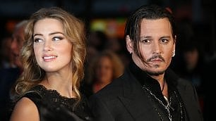 Johnny Depp e Amber: è già finita Divorzio un anno dopo le nozze