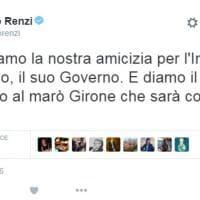 Caso Marò, Salvatore Girone torna in Italia: le reazioni su Twitter