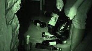 La cantina finita sott'acqua ''Perse bottiglie da 15mila euro''   di ANDREA LATTANZI