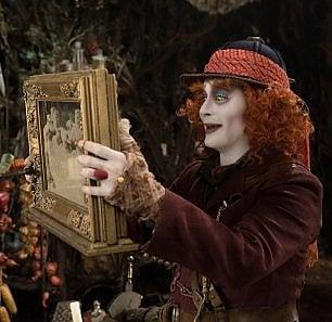 """Depp in wonderland """"Alice"""" torna al cinema"""