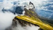 Ai confini del mondo  nelle grandi foto per i desktop