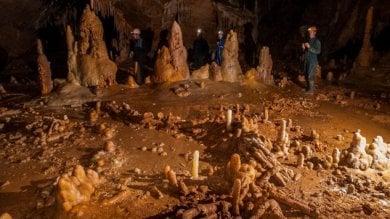 Francia, trovata la prima opera architettonica dei Neanderthal