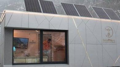 Biosphera 2.0,  primo test per la casa del futuro