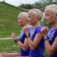 In trio a Rio: Leila, Lily e Liina, gemelle estoni in corsa per le Olimpiadi
