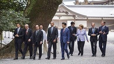 G7: migranti come problema globale, per crescita non basta politica monetaria