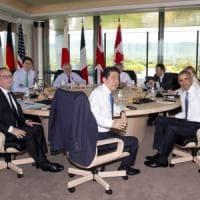 G7,  comunicato finale: migranti sfida globale, usare tutti gli strumenti per sostenere la...