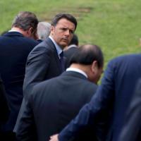 """Renzi alla minoranza Pd: """"Italicum non si tocca, chi vince governa e niente inciuci""""."""