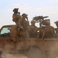 Siria, forze speciali americane in prima linea a Raqqa