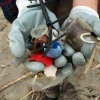 Spiagge come discariche, Legambiente: 714 rifiuti ogni 100 metri