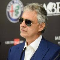 Champions, Bocelli canta la finale:
