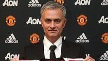 Manchester United, ufficiale Mourinho: Un onore speciale essere qui
