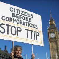 TTIP, cinque governi UE premono in segreto su un punto del trattato rischioso