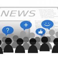 Negli Usa sei persone su 10 leggono le notizie sui social