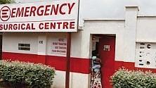 Il piccolo Amir salvato  da medici e infermieri  di Emergency