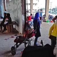 Idomeni, il silenzio cala nell'enorme distesa della ex tendopoli dei profughi