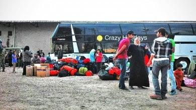 Idomeni, il silenzio cala sull'enorme distesa della ex tendopoli dei profughi