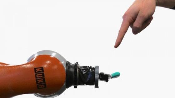 Se il robot sente dolore: ci spaventa ma può servire