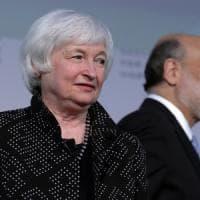 """Fed, Yellen: """"Appropriato un rialzo dei tassi nei prossimi mesi"""""""