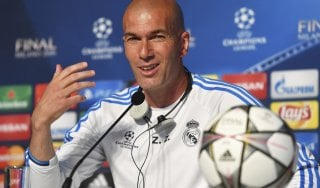 """Champions, Zidane: """"Il Real è pronto, sapremo soffrire"""""""
