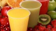 La passione per i centrifugati spinge le vendite di frutta