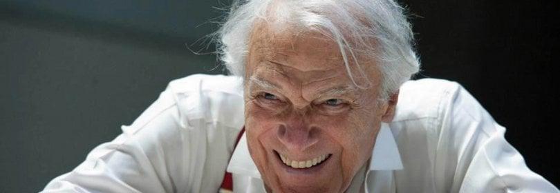 """Addio Giorgio Albertazzi, gigante del teatro italiano  Foto  -  Video  - """"Voglio morire sul palcoscenico"""""""