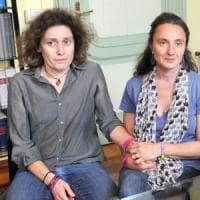 """Daniela Vassallo e Silvia Casassa: """"Le nostre figlie finalmente sorelle anche per lo..."""