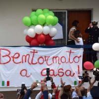 Marò, Bari accoglie Girone: