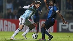 Higuain bomber inarrestabile Gol capolavoro con l'Argentina
