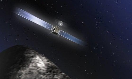 Rosetta trova gli ingredienti della vita nella cometa 67P