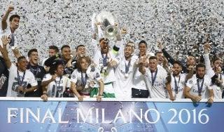 Champions al Real Madrid, Atletico ko ai rigori: di Ronaldo il penalty decisivo
