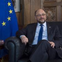 """Schulz: """"Ankara non rispetta i patti sui migranti. Niente visti Ue per i cittadini turchi"""""""