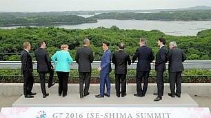 Giappone, la regione degli Dei Troppo sacra anche per i G7   ft