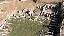 I ricami del guerriero scoperti a Herdonia: sono i più antichi d'Italia   Foto