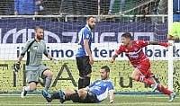 Lapadula trascina il Pescara   video   Il Novara si arrende in casa 0-2