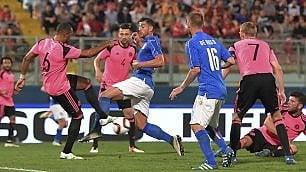 Italia-Scozia 1-0: ci pensa Pellè, azzurri vincono senza entusiasmare