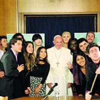Il Papa agli youtuber