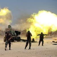 Iraq, le forze irachene entrano a Falluja per la battaglia finale contro