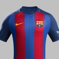 Barcellona, svelata la nuova maglia