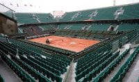Troppa pioggia a Parigi Cancellati tutti i match
