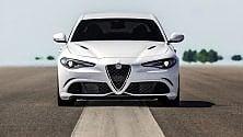 Alfa Romeo Giulia, boom nelle concessionarie