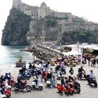 Ischia celebra i settant'anni della Vespa